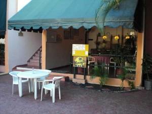 Calypso Hotel Patio