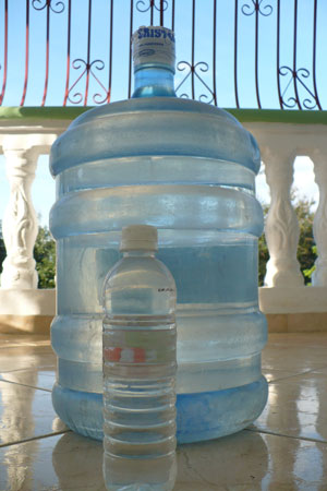 safe dominican water