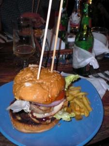 Costera Burger