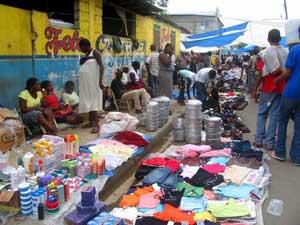 Santiago Haitian Market