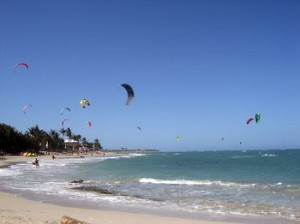 Windboarding in Cabarete