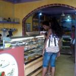 Boulangerie Francaise Counter