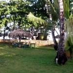 Los Pinos Garden Sitting Area