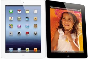 Third generation Apple iPad 3