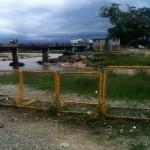 Haiti Dajabon Border Bridge