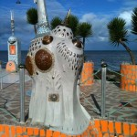 La Reyna Del Mar Sculpture