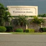 Villa Gonzalez Assembly hall of Jehovahs Witnesses