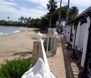 VIP Beach Lounge